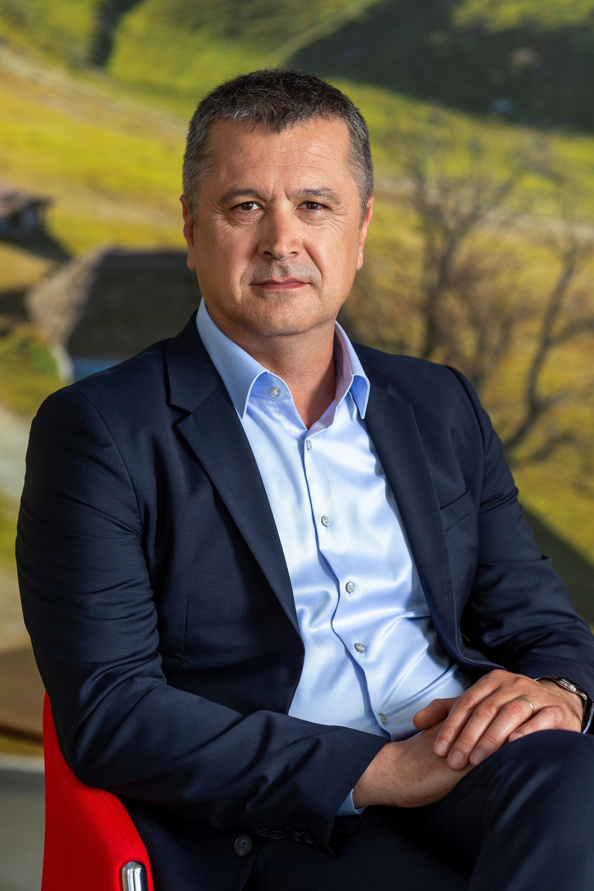 Catalin Buliga, Vodafone Romania