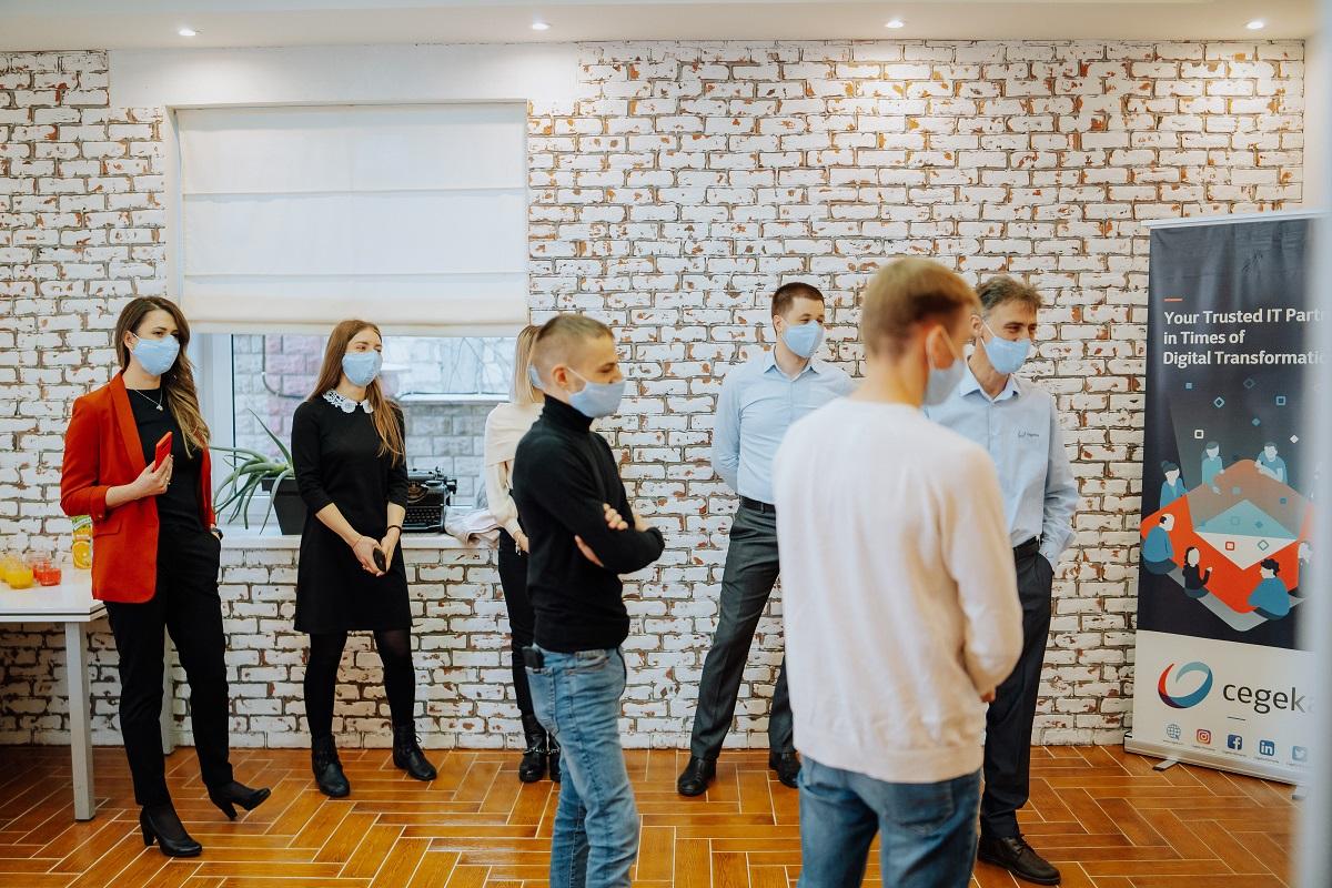Cegeka opens its office in Moldova