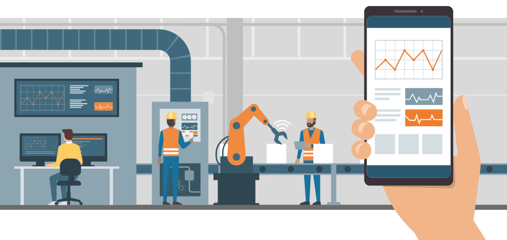 Digital Transformation in Industry 4.0: From Hype to ROI