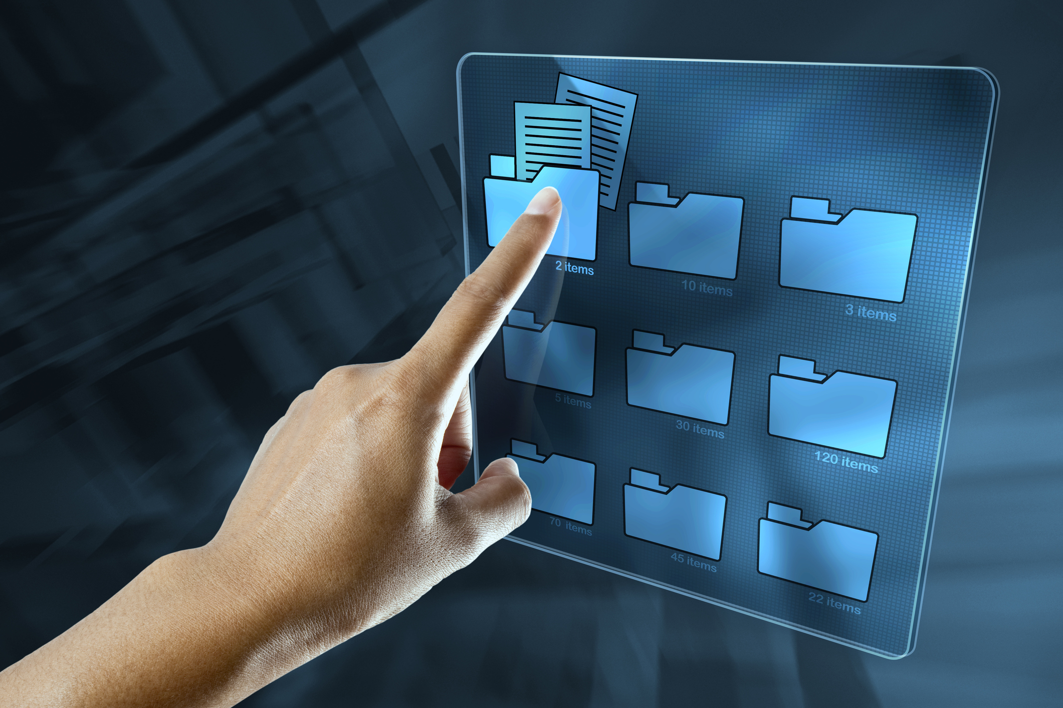 Digital archiving reduces companies costs with more than 20%