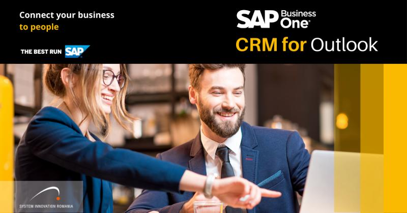 CRM for Outlook, the secret weapon of SAP Business One users