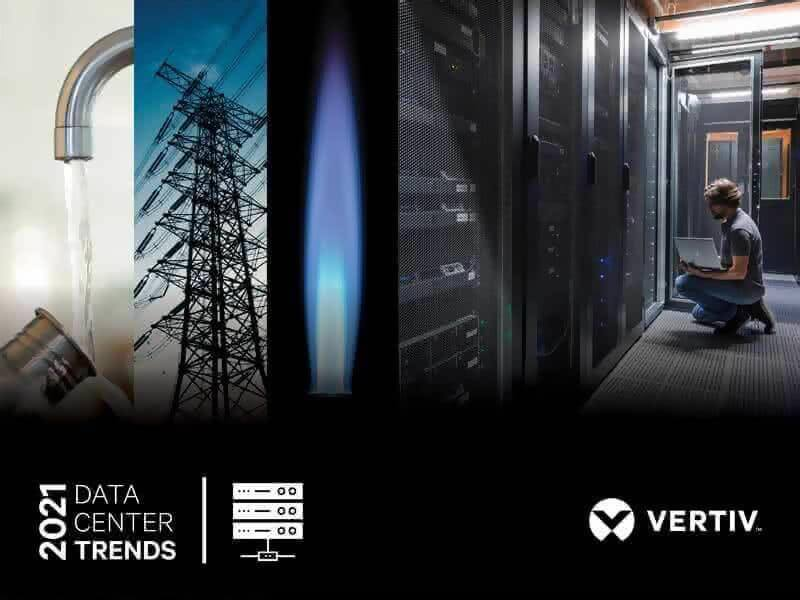 2021 Data Center Trends: Five accelerating or emerging movements impacting the global digital ecosystem