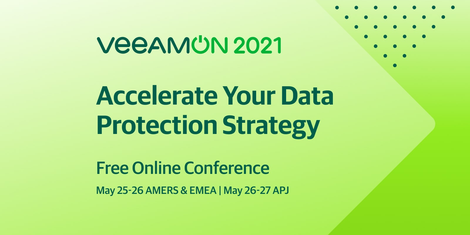 Veeam Unveils the Future of Modern Data Protection at VeeamON 2021