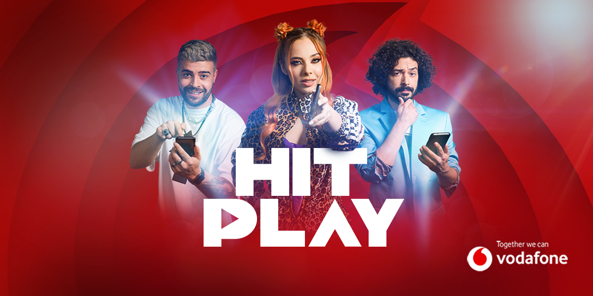 Hit Play, the 100% digital music show