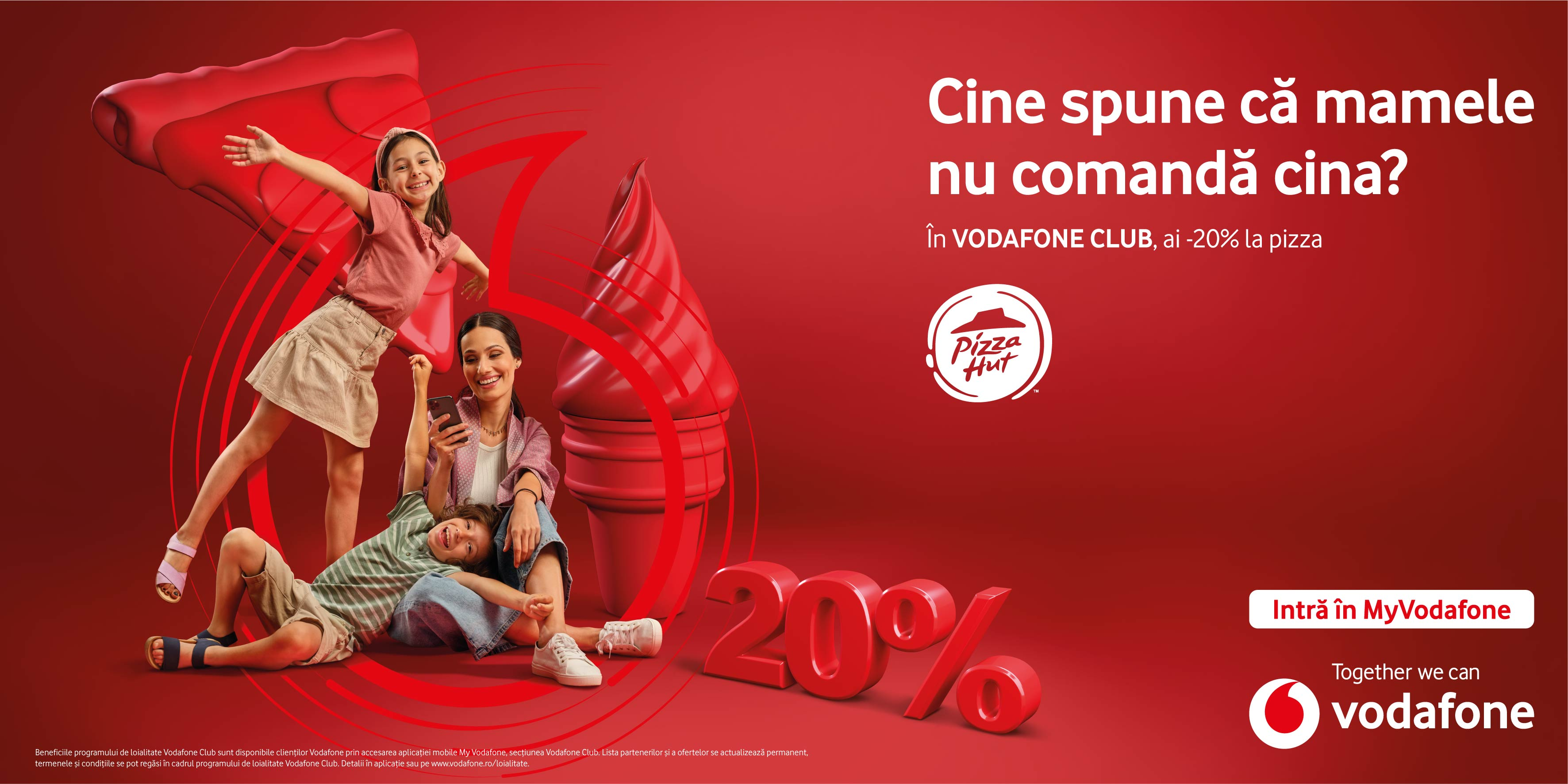 Vodafone Club's new offers enable customers to enjoy the summer at its best