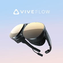 HTC VIVE Breaks new Ground with Launch of Portable VIVE Flow Immersive Glasses